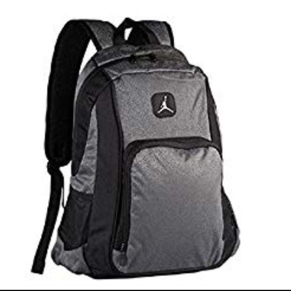 0fa46dde84c4 Nike Air Jordan Jumpman Backpack Dark Grey